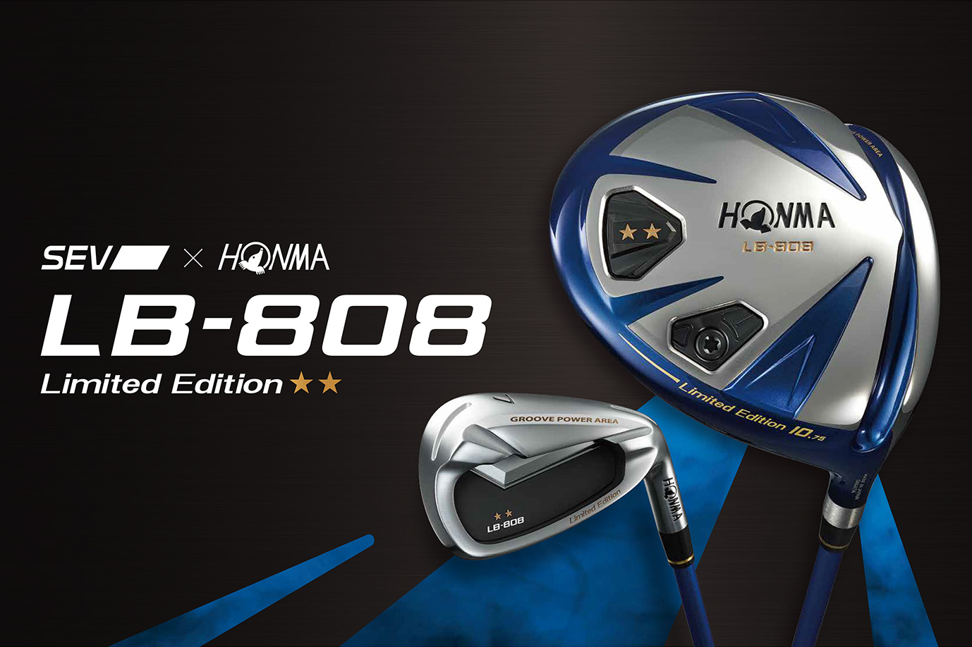 HONMA LB-808 Limited Edition